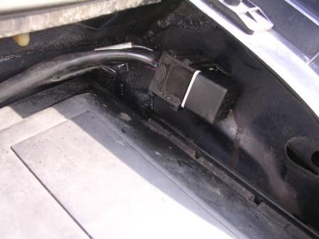 relais brandstofpomp